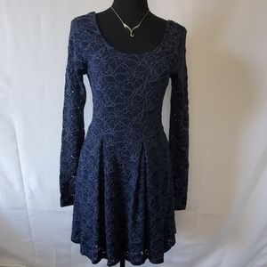 Free People long sleeved dress